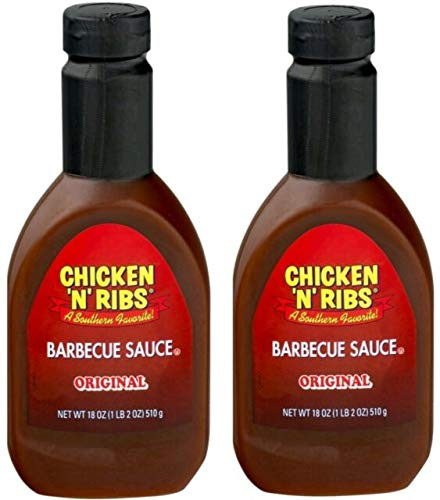Best Barbecue Ribs - Chicken 'N' Ribs Barbecue Sauce -