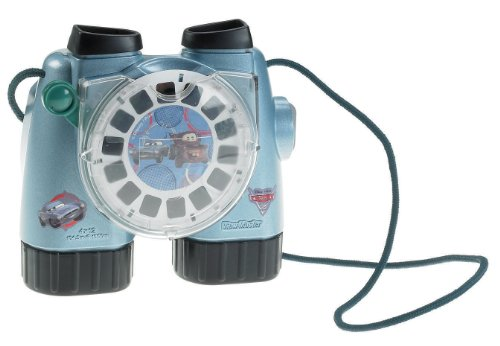 Fisher Price View Master Disney McMissle Binoculars