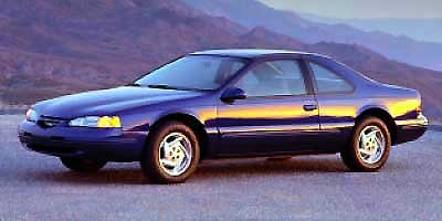 1997 Ford Thunderbird LX 2 Door Coupe
