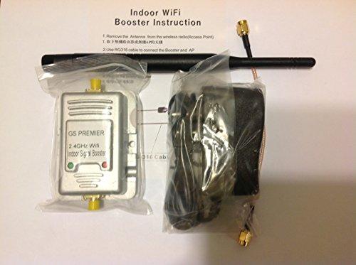 GS PREMIER 2.4GHz Wi-Fi Wireless LAN Broadband Amplifier Rou