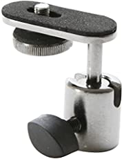 On Stage Camera or Digital Recorder Microphone Stand Mount
