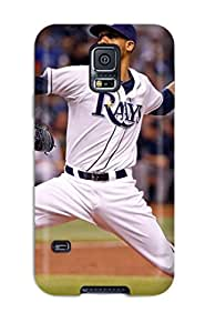 Jim Shaw Graff's Shop Best 5936569K335850051 tampa bay rays MLB Sports & Colleges best Samsung Galaxy S5 cases