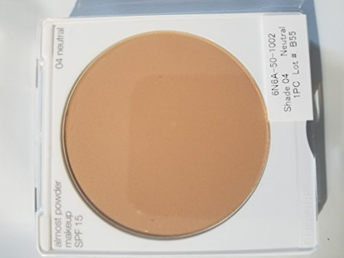 Clinique Almost Powder Makeup SPF 15 Refill 04 Neutral Clinique Refill