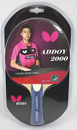 Butterfly 8835 Addoy Table Tennis Racket for sale  Delivered anywhere in Canada