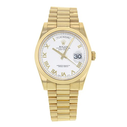 rolex-day-date-automatic-self-wind-mens-watch-118208wrp-certified-pre-owned