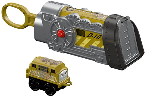 (Fisher-Price Thomas & Friends MINIS, Diesel 10 Launcher)