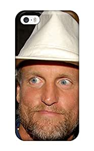 Best Unique Design Iphone 5/5s Durable Tpu Case Cover Woody Harrelson 9053673K53561876