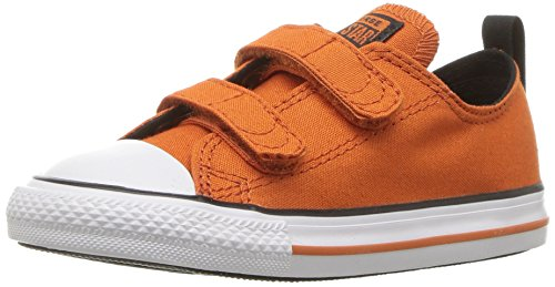 Galleon - Converse Boys  Chuck Taylor All Star 2V Low Top Sneaker ... 17bd9d497