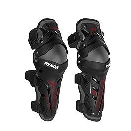 Rynox® Bastion Bionic Motorcycle Sports Riding Knee Guard/Slider