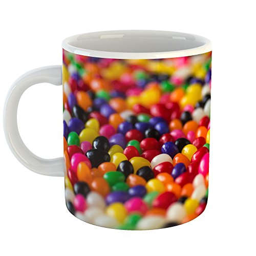 Westlake Art - Sweets Colours - 11oz Coffee Cup Mug - Modern Picture Photography Artwork Home Office Birthday Gift - 11 Ounce (5BD8-67777) ()