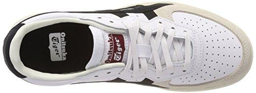 Asics Course Blanc Femmes Noir blanc De Chaussures 0190 Gsm vqP4B5p