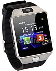 dz09 single sim smart phone watch