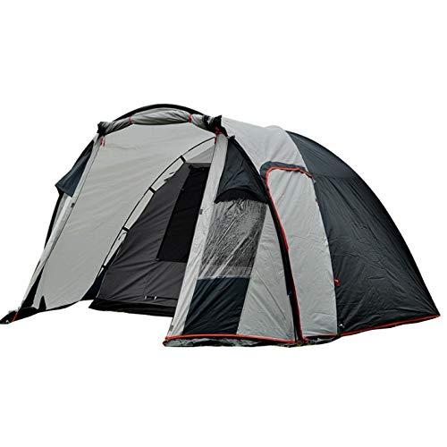KD Im Freien Kampierender Familienart 3-4 Leute Zelt Doppeltes Kampierendes Zelt EIN Raum Eine Halle Regendichtes Zelt