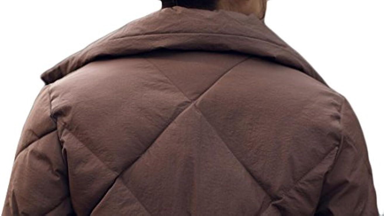 Lunghi A Imbottiti Da Yayu Bottoni Pressione Outwear Cappotti Donna w6q0nnSOg