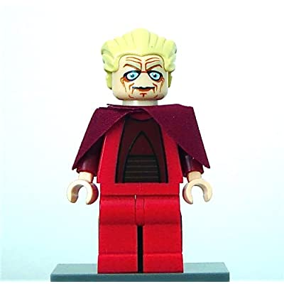 LEGO Star Wars: Chancellor Palpatine Minifigure: Toys & Games