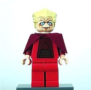LEGO Star Wars: Canciller Palpatine Minifigura