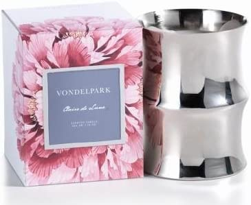 Claire De Lune ZODAX Vondelpark Scented Candle – White CurrantバイオレットリーフグリーンFig