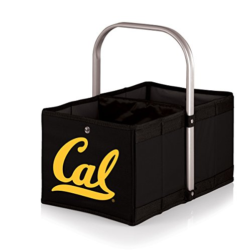 Berkeley Cooler (NCAA California Golden Bears Urban Market Basket, Black)