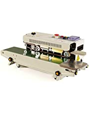 Automatische afdichtmachine, continue afdichtmachine, sealer, hete sealer, automatische plastic band, sealing, machine, vacuümmachine, 0-300 °C