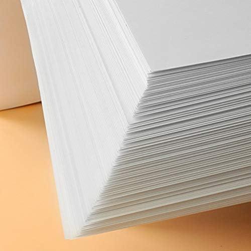 NUOBESTY Säurefreies A4 Zeichenpapier Professionelles Kunstdruckpapier Blankopapier für Künstlerstudenten