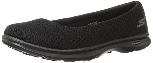 Skechers Go Step-challenge Ladies Sneaker Slipper Nero Nero, Leggings