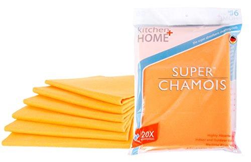 Super Chamois Absorbent Cleaning Orange product image