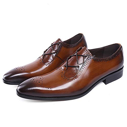 Felix Chu Men's Italian Designer Luxury Perfect Genuine Calf Leather Shoes Men Dress Shoes Men Wedding Shoes Men Office Shoes