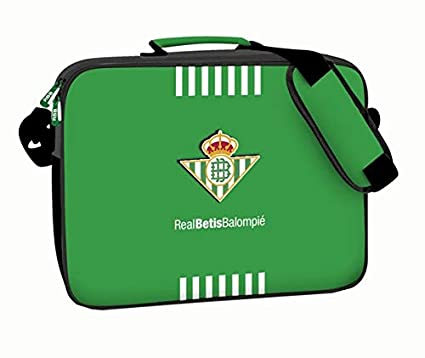 Real Betis Balompie - Maletin Bandolera: Amazon.es: Oficina ...