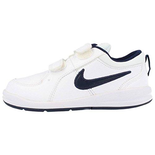 official photos 1fd70 eefab Nike Pico 4 TDV Zapatillas, Bebéniños Blanco con azul Mejor barato Compra  Pice Pice bajo