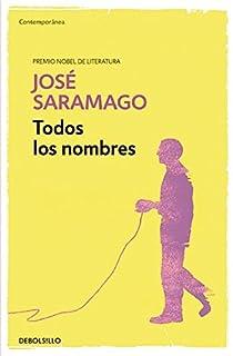 Todos los nombres par Saramago