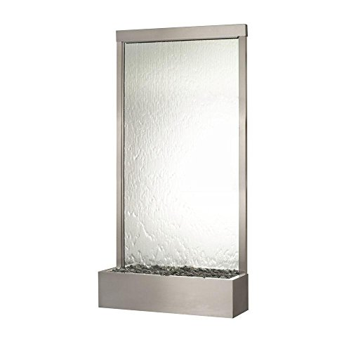 Bluworld 8' Stainless Grande with Silver Mirror (Rm) by BluWorld