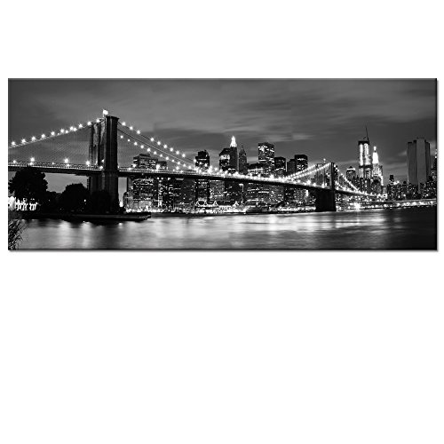 Large Size Xlarge Modern Canvas Wall Art Black and White New