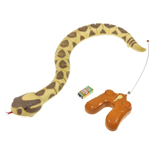 Tera Wireless Radio Remote Control Simulative Rattlesnake Electric Toy Christmas Gift