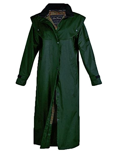 Waterproof Jack JAC062 Vert Navy Ladies Full olive Length Murphy Malvern Coat Vert rTqnT1tS