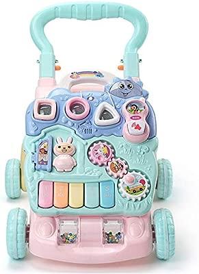 Andador de bebé de primer paso Educación temprana Sentado para ...