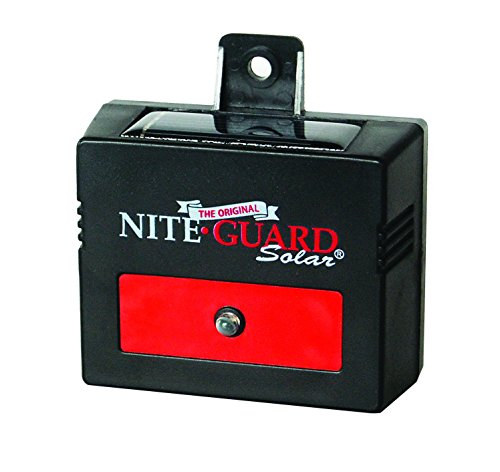 Nite Guard Ng 001 Solar Powered Night Predator Light