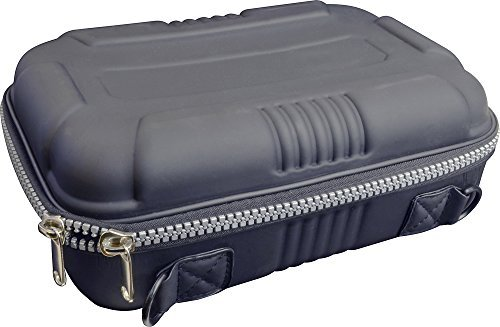 DigiPower DA-URMTCS Re-Fuel Carrying Case for most RC Controllers Black