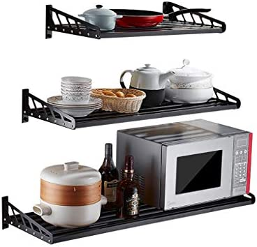 WXP Kitchen Furniture - Horno de microondas Rack Cocina Colgador ...