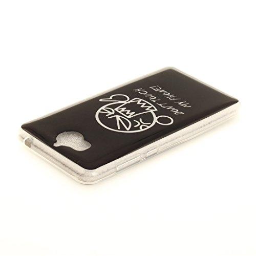 Motif Hozor Transparent De Y5 Slim Peint 2017 Souple curse Couverture Huawei Protection Scratch Résistant Antichoc Cas Silicone Arrière De Bord TPU En Fit Y6 Téléphone Cas 2017 RY5xwYqr4