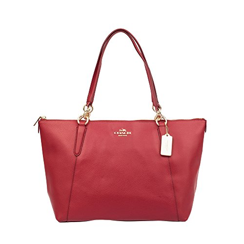 Coach Tote Leather Shopper Handbag