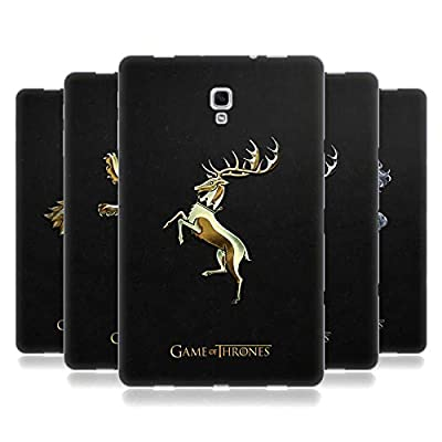 Official HBO Game of Thrones Sigils Soft Gel Case for Samsung Galaxy Tab A 10.5 (2018)