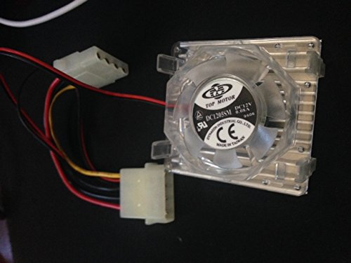 (Crystal Cooler for Pentium Processors - Heatsink + Fan - For Pentium 90MHz/100/120/133/150/166)