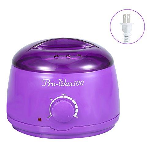 Calentador de Cera 500ml Depilación Profesional Fundidor de Cera caliente para depilar depilatoria Hair Removal Dispositivo