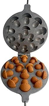 Migiris Mushroom-Form Baking Pan Griddle