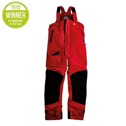 Henri Lloyd Offshore Elite Hi-Fits RED Y10135 + FREE THERMAL Trousers Size-- - Medium