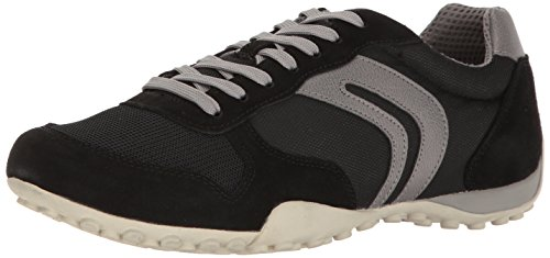Geox Men's Black Grey Men's Men's Grey Geox Geox Black UqERwzS