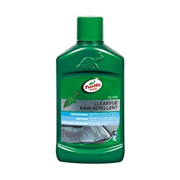 Turtle Wax - Repelente de lluvia para parabrisas, 300 ml: Amazon.es: Coche y moto