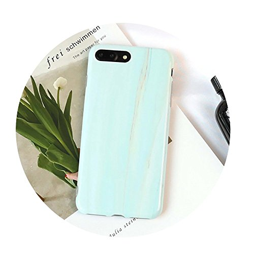Granite Marble Texture Pattern Phone Cases For iphone 8 7 6S Plus Style 2 For iphone 7Plus ()