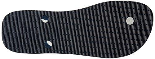 Havaianas Mens Usa Logo Blu Navy Infradito Blu Navy