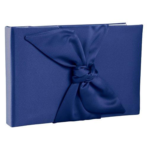 - Ivy Lane Design Love Knot Guest Book, Royal Blue